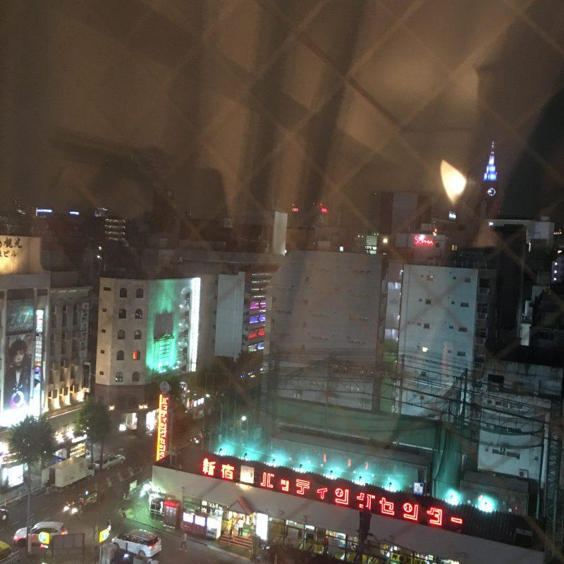 眠らない街....東京2週間!!